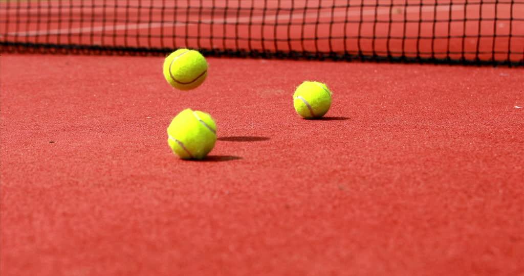 tennis-ball-court