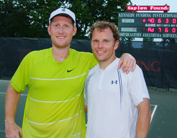About Todd Widom Tennis Training and Tennis Coaching